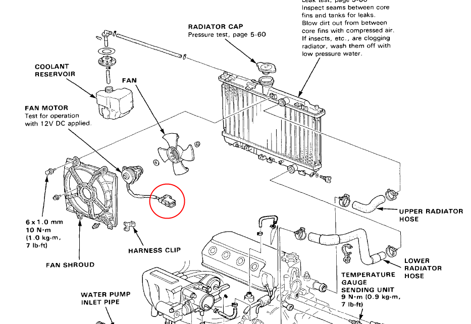 1989 Lebaron Radiator Fan Wiring Diagram on 1991 ford f 150 fuel pump relay location